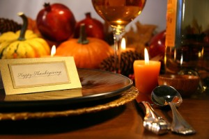 staying healthy on thanksgiving helps your teeth too!