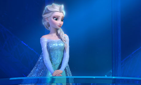 Still from Disney's Frozen