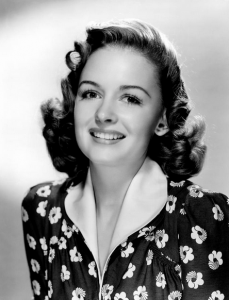 donna reed smile