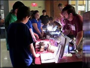 ASU earth and science day