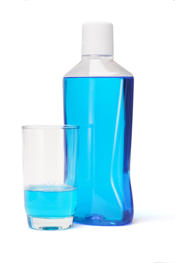 type of mouthwash