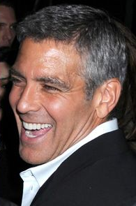 george clooney after cosmetic dentistry